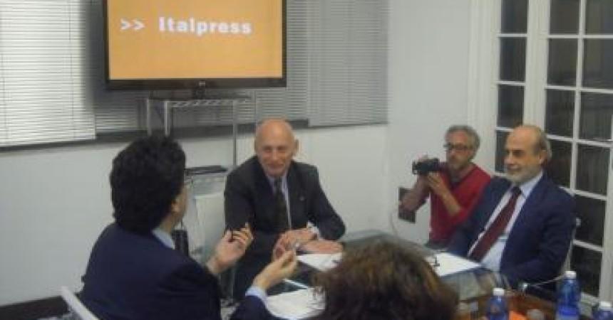 """L'ambasciatore della Polonia in visita a Palermo: """"Profondi legami con la Sicilia"""""""