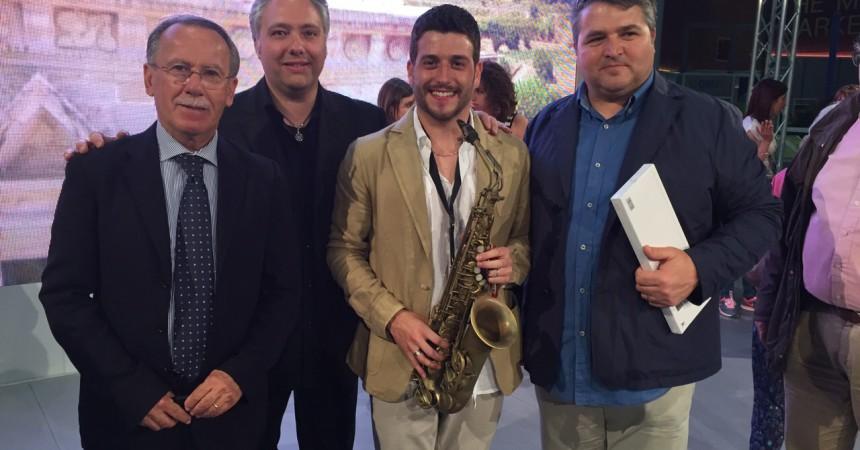 Francesco Cafiso: concerto a Milano per rilanciare l'Expò ed il brand Ragusa