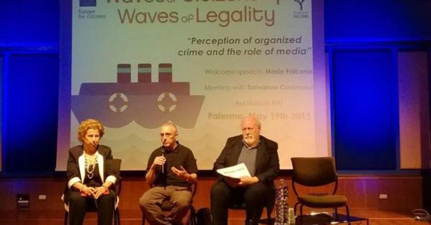 Legalità: studenti dieci Paesi europei a Palermo