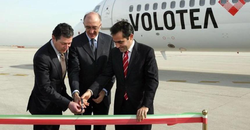 Aerei: nuovo collegamento Volotea Palermo-Atene
