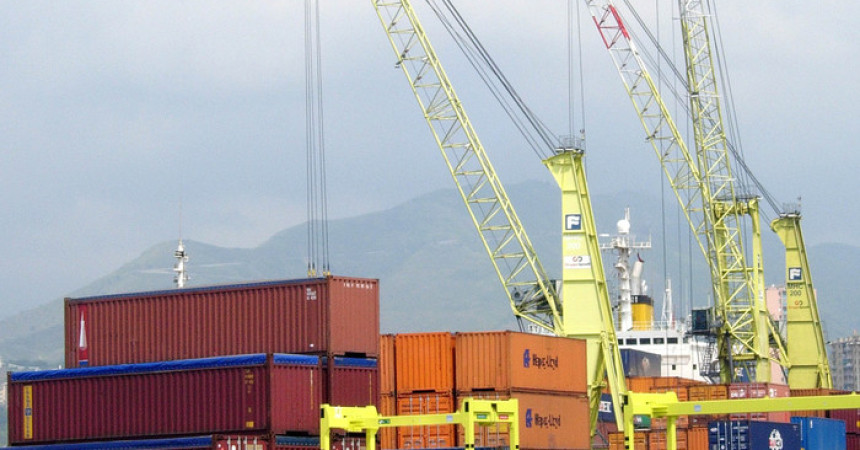 Export cresce a marzo, boom dell'area extra Ue