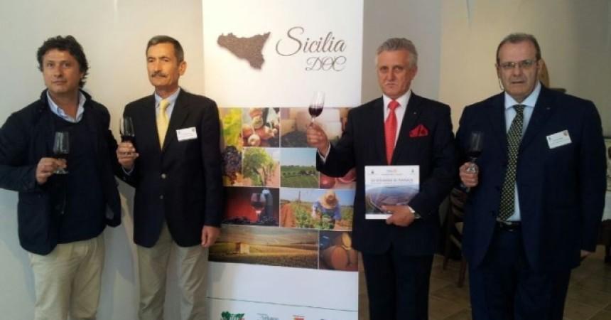 I vini siciliani sbarcano in Polonia