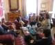 L'ambasciatore maltese Vanessa Frazier a Ragusa