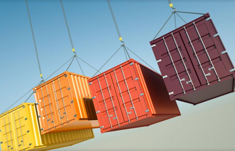A dicembre export a + 5,7% su base annua