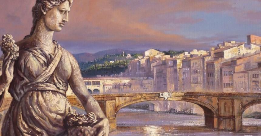 Da Chiaramonte a Firenze e poi a Praga: l'avventura artistica di Giorgio Distefano