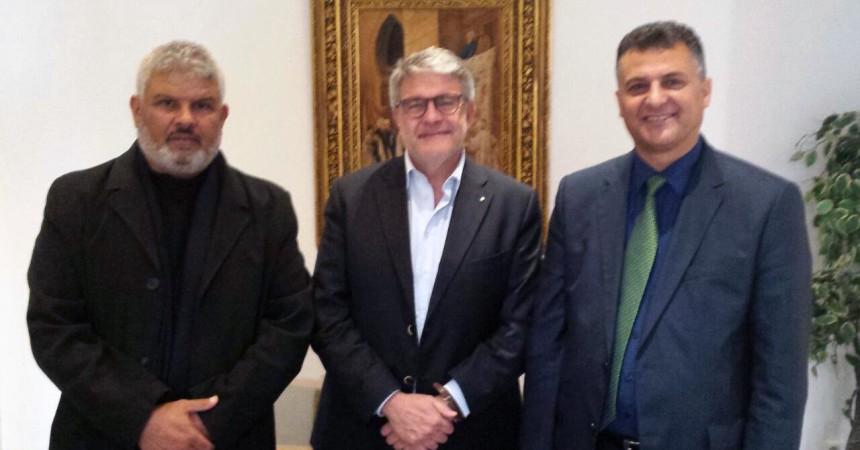 Missione di cooperazione, Tumbiolo incontra i vertici Export e Pesca della Libia