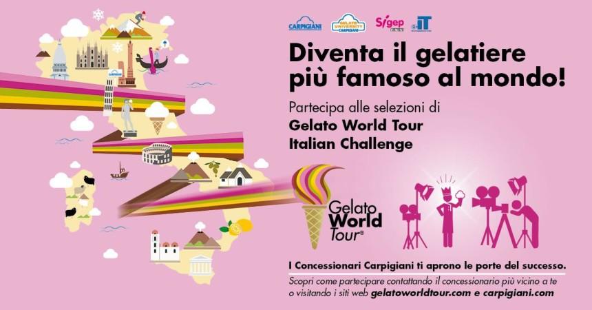 Gelato World Tour Italian Challenge, al via la prima tappa siciliana