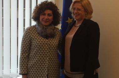 Giuffrida al Commissario europeo: attuare risoluzione sulla insularità