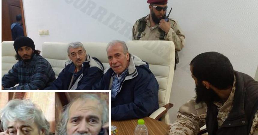 Libia: Calcagno, tranquilli torno presto