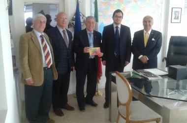 Sempre più intensi i rapporti tra Sicilia e Turchia, delegazione a Cesme