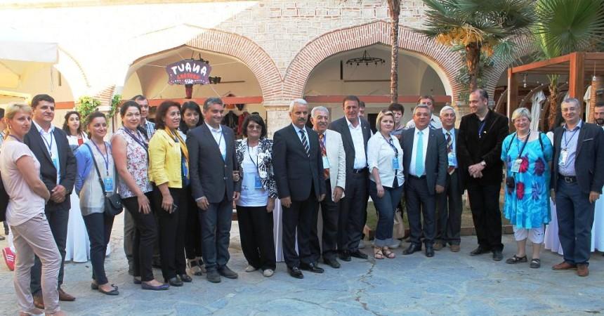 Sicilia e Turchia , legati  da  proposte di  gemellaggio  fra località d'interesse turistico – culturale