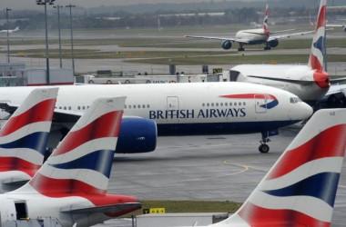 Nuovo collegamento British Airways Palermo-Londra