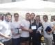 Da Cannes a Catania in bici: è arrivato Brice Lorin