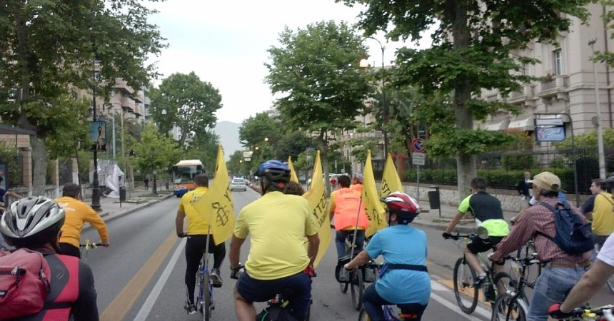 CicloAmnesty 2016, il 22 maggio torna la pedalata in giallo
