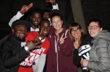 """Al via la rassegna cinematografica """"Quasi Amici"""": convivialità e integrazione con il buffet multietnico"""