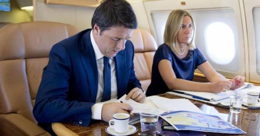 """G7: annuncio di Renzi """"Nel 2017 si terrà in Sicilia"""""""