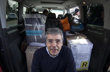 Cuffaro è partito per ospedale Burundi