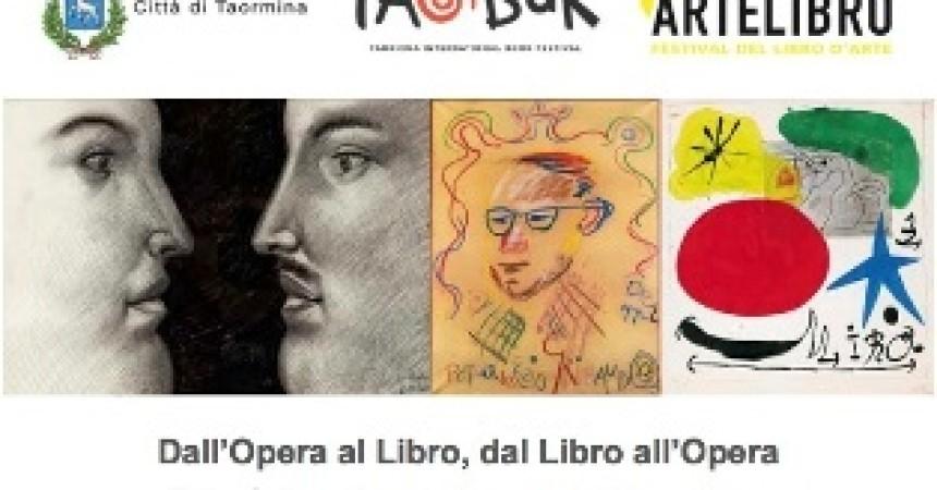 """Aspettando il Taormina International Book Festival """"Dall'Opera al Libro, dal libro all'opera"""