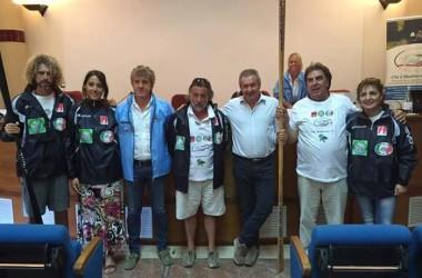 In kayak fino a Tunisi per promuovere dieta mediterranea