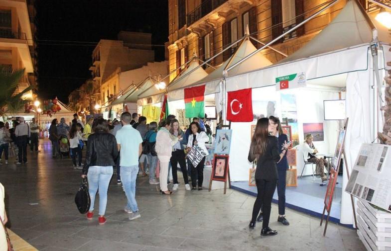 La  Turchia presente con un suo stand all' Expo Blue Sea Land 2016