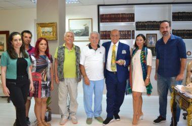 Il Console di Turchia propone progetti di  interscambio culturale e turistico tra la Sicilia e la repubblica di  Cipro Nord