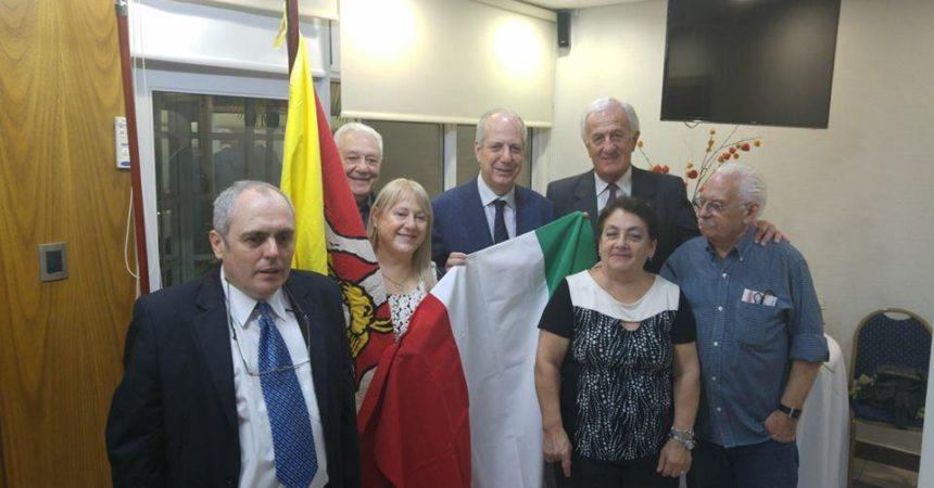 "Festeggiati i 30 anni dell'Associazione Culturale ""Famiglie Siciliane""  Paranà Argentina"