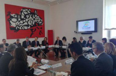 Blue Sea Land 2018, attori pubblici e imprese riuniti alla Farnesina