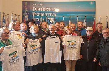 Pescatori dell'Estonia in visita al Distretto per studiare la Blue Economic Zone nel Mediterraneo