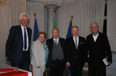 Presentato a Metz il nuovo libro di Salvatore Augello
