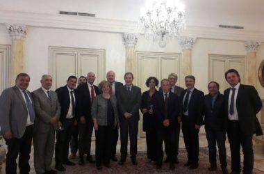 """Distretti Produttivi Siciliani, """"positivo incontro con il Presidente Musumeci. Il Governo regionale crede nell'importanza e funzione dei Distretti"""""""
