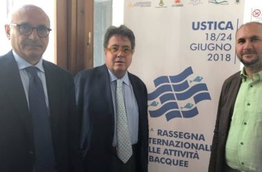Presentata la 59^ edizione della rassegna internazionale delle attivita' subacquee che si svolgera' ad Ustica dal 18 al 24 giugno.