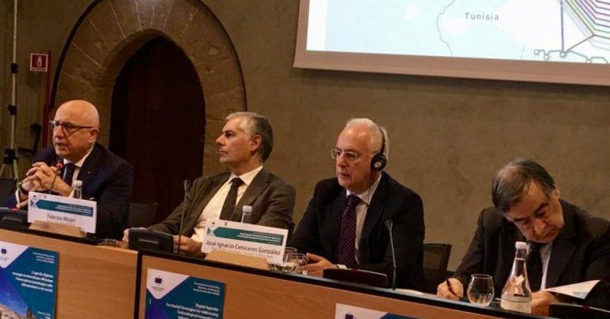 """Agenda digitale siciliana, Armao:  """"Nel 2022 saremo l'area più digitalizzata del Mediterraneo"""