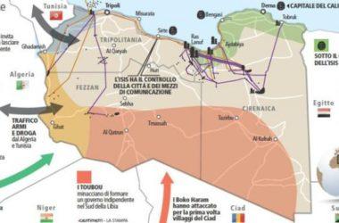 """Libia: Siciliani verso la Costituente incontrano a Tunisi il movimento libico """"Mabda"""""""