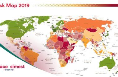 """La nuova mappa dei rischi SACE: conoscere per gestire i 6 """"pericoli"""" del 2019"""
