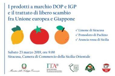 Delegazione Giapponese in Sicilia per le IGP