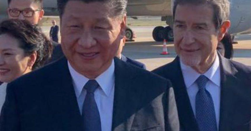 Xi Jinping a Palermo accolto a Palazzo Reale, prospettive per il turismo siciliano
