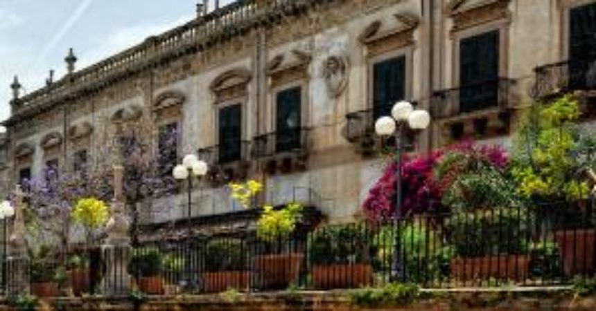 """""""Palazzo Butera e la rigenerazione culturale di Palermo all'Itc di Amburgo"""