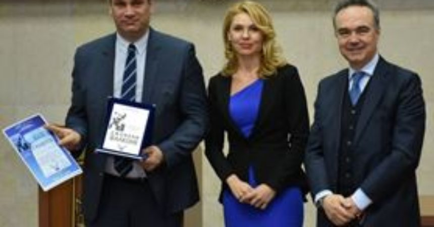 """Bulgaria: l'Ambasciatore Baldi alla consegna del premio internazionale """"Giovanni Falcone"""""""