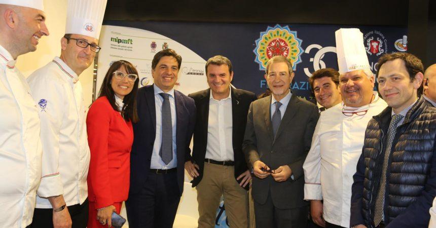Catania, Ministro Centinaio: l'export in agricoltura è cresciuto