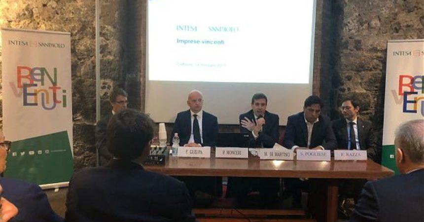 Intesa Sanpaolo premia 15 imprese d'eccellenza