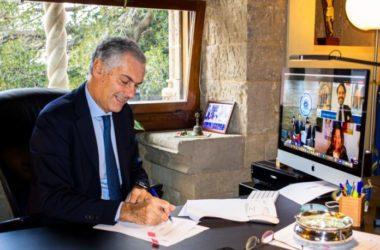 Università, accordo Palermo-Cina per laurea a doppio titolo