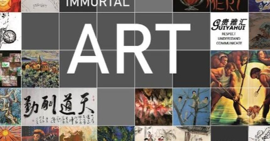 Dalla Sicilia alla Cina. Il dono dell'immortalità a 60 artisti provenienti da tutto il mondo