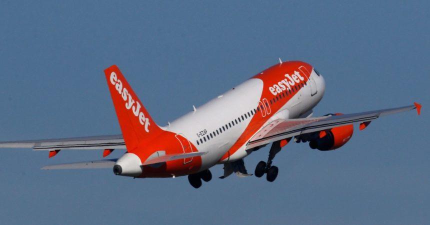 Dopo 3 anni EasyJet torna a volare tra Palermo e Amsterdam