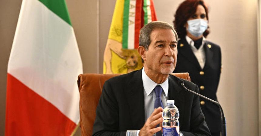 Covid: ordinanza di Musumeci, da lunedì Sicilia zona gialla