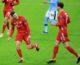 Lazio fuori dalla Champions, Bayern Monaco vince 2-1