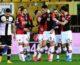 Magia Pellè, poi bis Scamacca: Genoa batte Parma in rimonta
