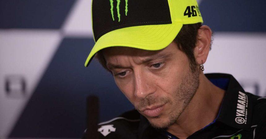 """Rossi """"L'inizio della stagione è sempre emozionante"""""""