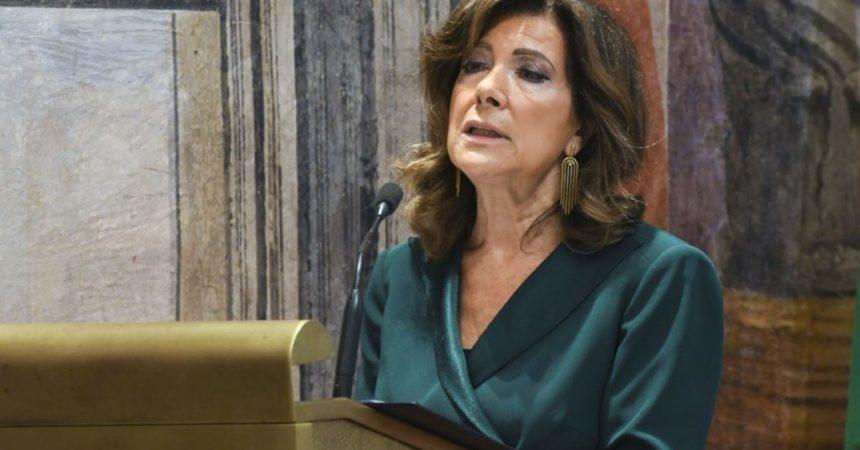 """Teatro, Casellati """"con chiusure Paese ha perso la sua grande ricchezza"""""""