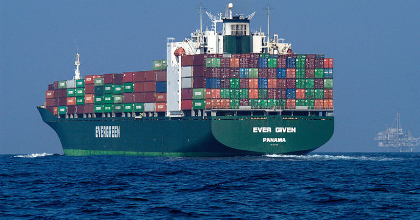 Canale di Suez, disincagliata la nave cargo Ever Given