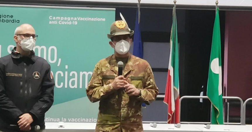 Vaccino, FIgliuolo e Curcio in Lombardia